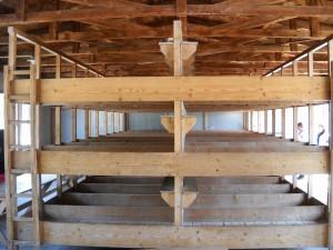 Lagarul de la Dachau - baraca 1