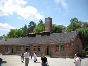 Lagarul de la Dachau - crematoriu1