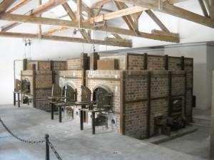Lagarul de la Dachau - crematoriu2
