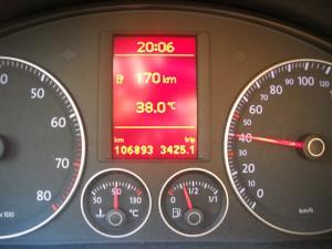 cea mai calda zi din 2013
