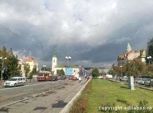 Oradea ziua, by LG optimus G E975