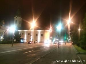 Oradea noaptea, by LG Optimus G E975