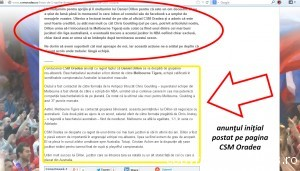 farsa CSM Oradea1