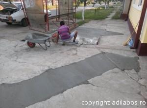 ionut la beton
