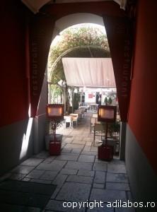 restaurant Nisa curte