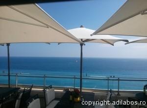 Coasta de Azur de pe Le Meridien4