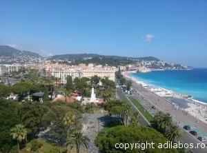 Coasta de Azur de pe Le Meridien5