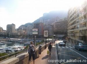 pe strada Monte Carlo