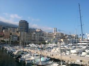 port Monte Carlo