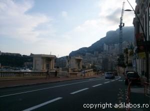 stradă Monte Carlo