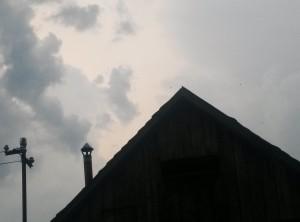 norul iese ca un fum din cos
