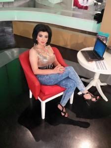 sandale cu toc Adriana Bahmuteanu