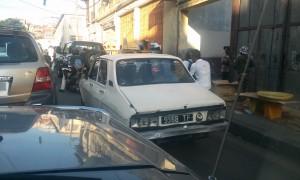 Dacia veche Antananarivo Madagascar
