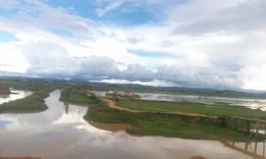 campuri cu orez in Madagascar