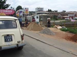 balastru Antananarivo Madagascar