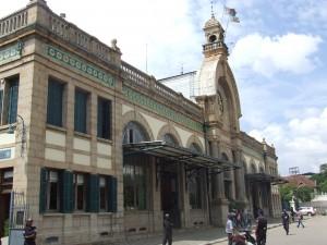 cafe de la gare Antananarivo Madagascar