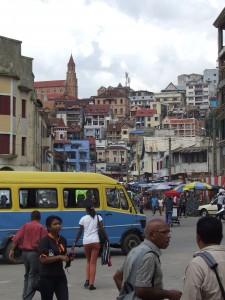 aglomeraţie centru Antananarivo