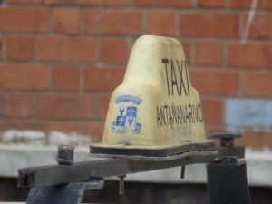 sigla taxi Antananarivo Madagascar