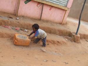 copi cu bidon Antananarivo Madagascar