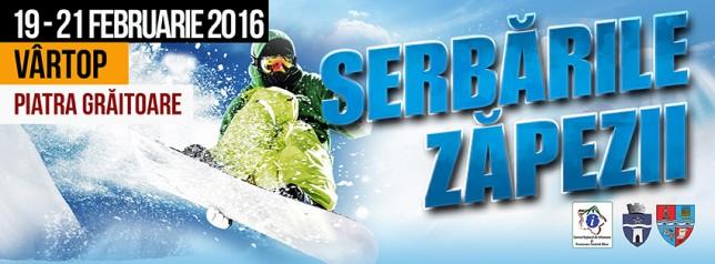 Serbările Zăpezii 2016 Vârtop 2