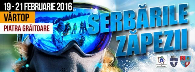 Serbările Zăpezii 2016 Vârtop 1
