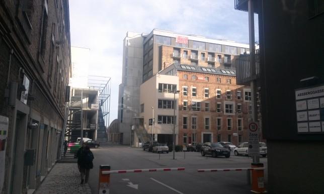 fosta moara in Viena (1)