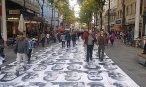 fete pe strada drepturile omului Viena (1)