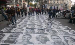 fete pe strada drepturile omului Viena (5)