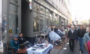 tuns pe strada Flohmarkt Viena octombrie 2015 (3)