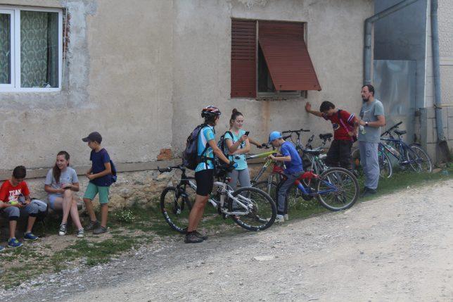 biciclete inainte de start 2