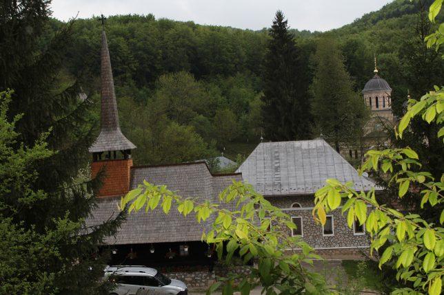 manastire biserica sat