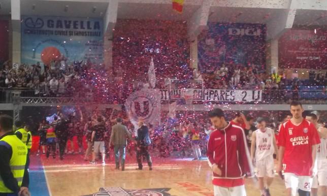 final de partida bucurie U Cluj tristete CSM Oradea Cupa Romaniei 110416 LIVE TEXT