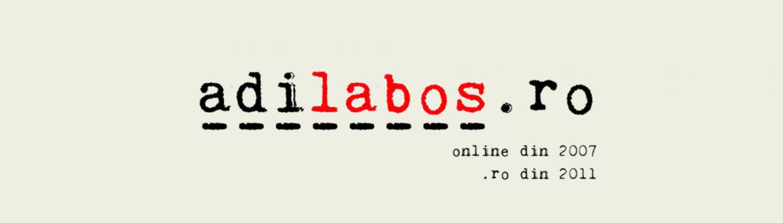 ADI LABOŞ – blog de jurnalist